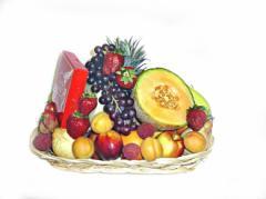 Fresh Fruit & Chocolates