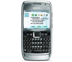 Nokia E71 Wifi 3G GPS HSPDA Smart Phone