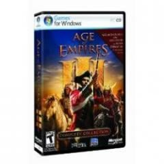 Age of Empires 3 Collection Computer Game