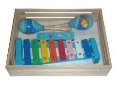 Boxed Sea Life Music Set