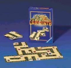 Labyrinth card game - ravensburger