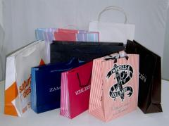 Paper Shopping carry bags