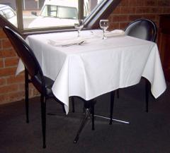 Single Damask Table Cloth
