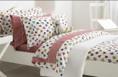 Love Hearts Quilt Cover Set