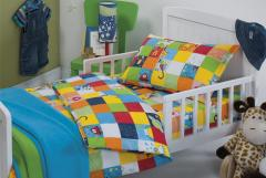 Alphabet Fun Toddlers Bedlinen