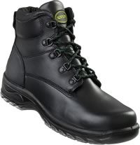 Style 48-445 Ankle Height Lace Up Boot