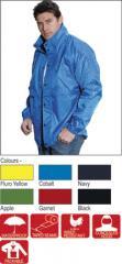 Mens Rain jacket