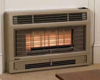 RINNAI: 2001 Space Heater