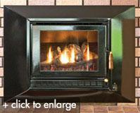 HEATCHARM: Series 6 - I 500 Wood Heater