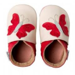 Baby Shoes, Berry Butterfly