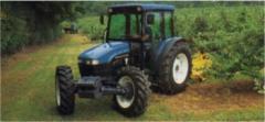 Tractors, New Holland Series TND & TNS
