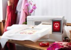 Embroidery Machine, Designer Ruby