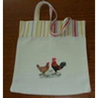 Chicken Shopper Bag