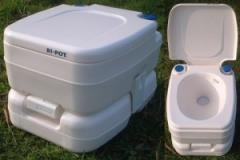 Fiamma Bi-Pot 1530 Portable Toilet