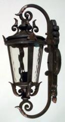 AlbanyMed Antique Bronze Exterior Lights