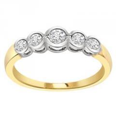 The Montana Wedding Dress or Anniversary Ring