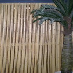 Jati (natural) Bamboo Screens