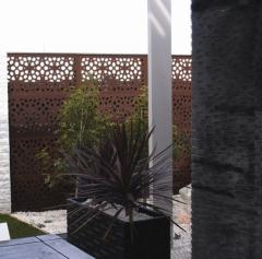 Out Deco Timber Screens