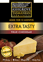Extra Tasty True Cheddar Cheese
