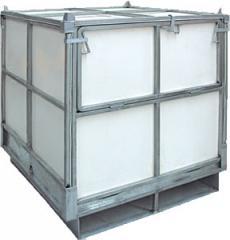 General purpose steel IBC