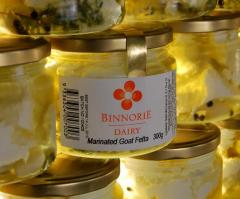 Marinated Goat Fetta