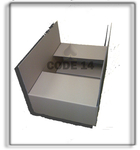 Clothing stock cartons