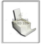 Printing stock cartons - business cards packaging