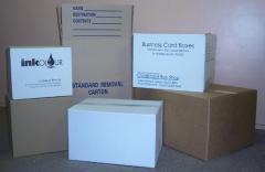 Custom made cardboard cartons