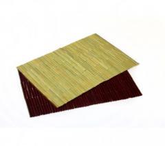 Grecian Keys Bamboo Placemats