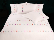 Embroidered Quilt Cover Sets