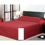 Remington Burgundy Bedspread