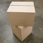 Made to order - plain corrugated cartons