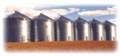 Grain Bins, Twister