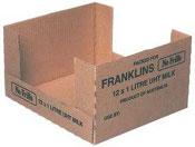 Dairy industry packaging
