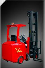 Forklifts, Flexi Narrow Aisle Series