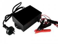 240VAC to 12VDC linear battery chargers