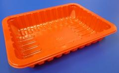 Lid & base trays/poultry