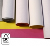 Poster paper roll