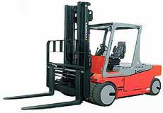 Heavy Duty Electric Forklifts, Carer