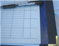 Function diary - monthly tab dividers