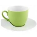 290ml Gelato Tea Cup & Saucer