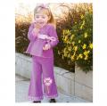 Jacket and Flare Pants, Baby Lulu