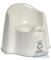 Babybjorn Potty Chair White
