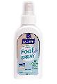 Foot spray active