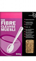 Food for Health Muesli: The Fibre Cleanse - 500g