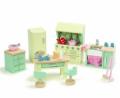 The Le Toy Van Rosebud Kitchen