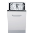 45cm fully integrated dishwasher with 5 wash programs.