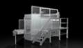 CP20-CP60 mechanical palletiser range