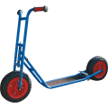 Scooter Blue With Foot Brake