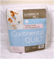 Classic - Cotton Cover/Polyester Fill Quilt
